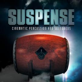 Big Fish Audio Suspense Cinematic Percussion and Soundbeds KONTAKT
