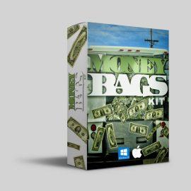 The Beat House Money Bags Drum Kit WAV