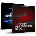 Cinesamples Deep Percussion Beds Bundle