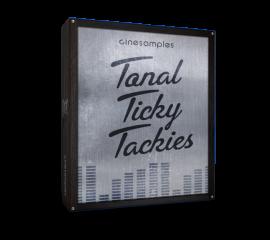Cinesamples Tonal Ticky Tackies KONTAKT