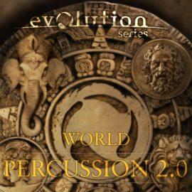 Evolution Series World Percussion 2.0