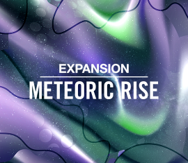 Native Instruments METEORIC RISE Expansion (WIN-OSX)