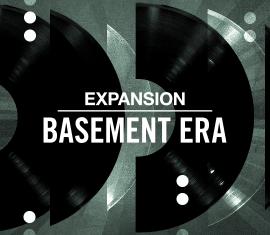 Native Instruments Maschine Expansion Basement Era