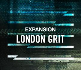 Native Instruments Maschine Expansion London Grit