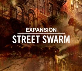 Native Instruments Maschine Expansion Street Swarm