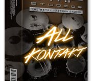 The Metal Factory Drums Bundle KONTAKT