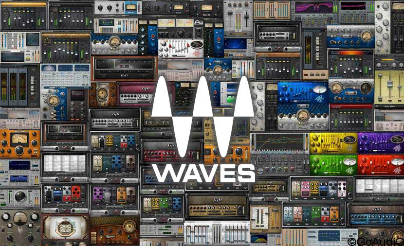 Waves Complete Plug-ins BUNDLE 2018.04.16