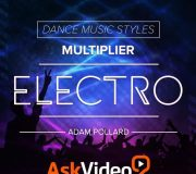 Ask Video Dance Music Styles 106 Electro TUTORiAL
