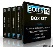 Boris FX Box Set 2018 (Update 05.2018) Free Download