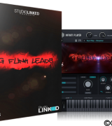 Studiolinked G-FUNK LEADS Library (Expansion) [WIN-OSX]