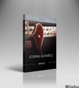Heavyocity Scoring Guitars 2 KONTAKT