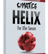 Cymatics Helix for Xfer Serum