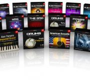 IK Multimedia SampleTank 3 Sound Content HYBRID 8 DVD + Sound Updater v3.5 [WIN-OSX]