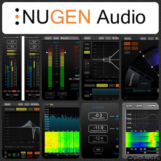 NuGen Audio Plugins 09.05.2018 free download
