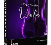 Pluginguru MegaMagic Viola for Omnisphere 2.4 [Exclusive]