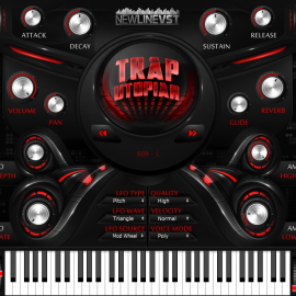 Bigwerks Trap Utopian plug-in VST AU (WIN-MAC)