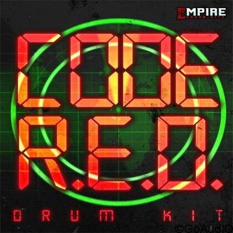 Empire Soundkits Code Red Drum Kit WAV MIDI