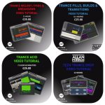 Allan Morrow Trance TUTORiAL BUNDLE
