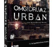 Pluginguru OMG! Drumz Urban Kits for SuperMacho Drumz