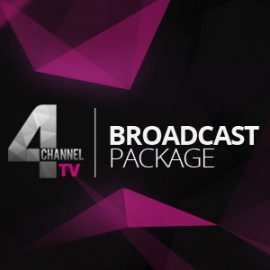 Videohive 4TV Broadcast Package 5869372 Free Download