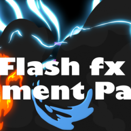 Videohive Flash Fx Element Pack 11989134 Free Download