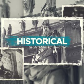 Videohive Historical Vintage Documentary Slideshow 21783704 Free Download