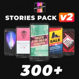 Videohive Instagram Stories V2 21895564 Free Download