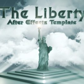 Videohive Liberty Logo Intro 13674691 Free Download