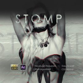 Videohive Stomp Opener 21716064 Free Download