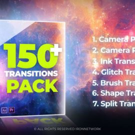 Videohive Transitions 21637768 Free Download