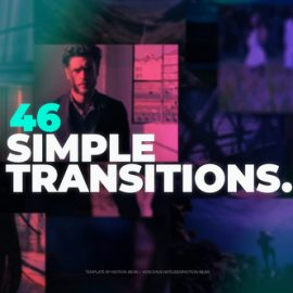Videohive Transitions 21651039 Free Download
