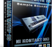 Yamaha-Motif-ES-NKI KONTAKT