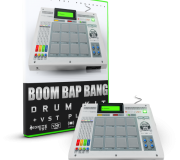 initial audio Boom Bap Bang Drum Kit VST V1.0 (WIN-OSX)