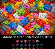 Adobe CC Collection 2018 (Updated 22.10.2018) [WIN]