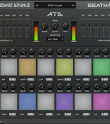 Beatmaker Analog Techno Drums VST AU [WIN+MAC]