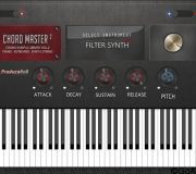 Chord Master Volume 2 [WIN-OSX]