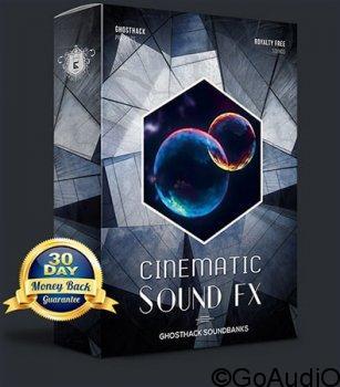 Ghosthack Cinematic Sound FX WAV