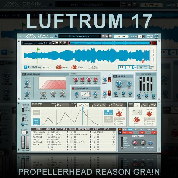 Luftrum 17 v1.2 free download