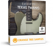 Orange Tree Samples – Evolution Texas Twang KONTAKT