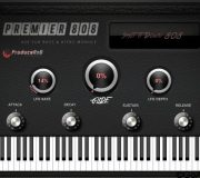 Premier 808's and Bass VST Free Download [WIN-OSX]