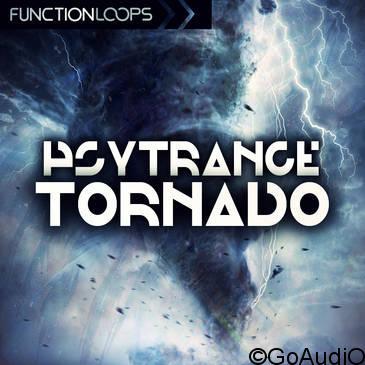 Function Loops Psytrance Tornado WAV