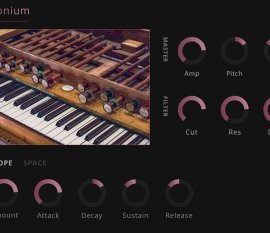 Noiiz Harmonium for Noiiz Player