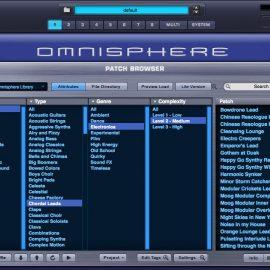 Spectrasonics Omnisphere Patch Library Update 2.5.2c