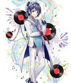 Zhiyu Moke for Vocaloid4FE
