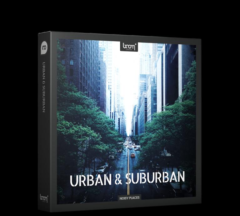 Boom Library Urban & Suburban