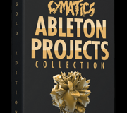 Cymatics Ableton Projects Collection + Bonuses DAW Templates Synth Presets
