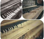 Freaky Loops Cinetools Dramatic Pianos Vol 1-3