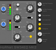 HoRNet SW34EQ MK2 2.1.1 [WIN-MAC]