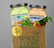 Whole loops SAUCE BUNDLE