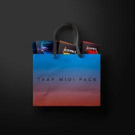 DOUBLE BANG MUSIC Trap Midi Pack Bundle